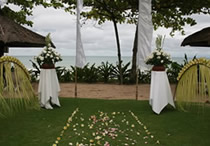 bali intercontinental hotel wedding
